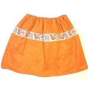 Vintage Friendship Pyrex Inspired girls Skirt 4/5